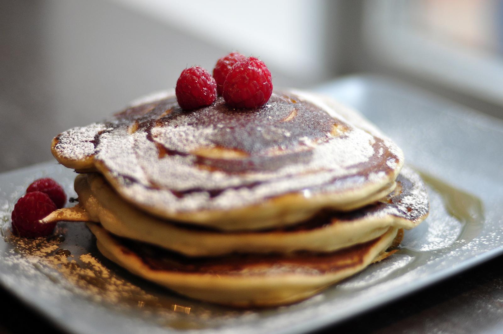 Pancakes z dodatkami